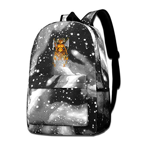 Puscifer Galaxy Schoolbags Backpack