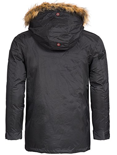 Chaqueta Norway para Geographical Negro Hombre 41wdq8