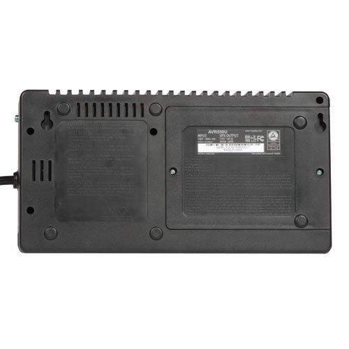 Tripp Lite 550VA Battery AVR Line Ultra-Compact