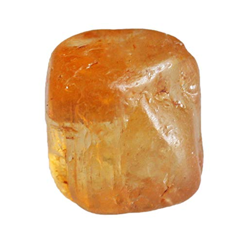 Natural Orange Imperial Topaz Rough Gemstone, Size for sale  Delivered anywhere in USA