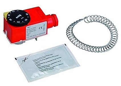 Junkers Temperatura Wächter TB 1 termostato para tubería 30 – 60 grados 7719002255