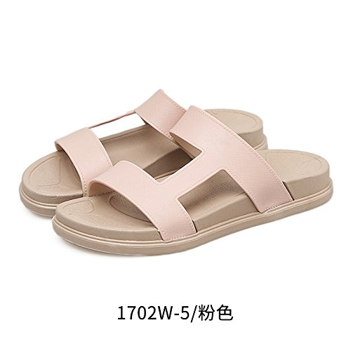 aperta fondo piscina YMFIE da donna punta c antislittamento bagno scarpe antislittamento Outdoor scarpe spesso spiaggia Casual estate scarpe xrw7Pg0rq