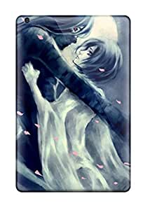 Excellent Ipad Mini 3 Case Tpu Cover Back Skin Protector Ichigo