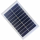 JoyTech 1PC 1.5w 5.5v 270ma Mini Solar Panel Module DIY Polysilicon Solar Epoxy Cell Charger B008