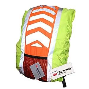 Amazon.com : Salzmann 3M Reflective Backpack Cover