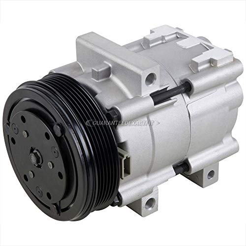 New AC Compressor & A/C Clutch For Ford Ranger 2001-2011 - BuyAutoParts 60-03684NA New