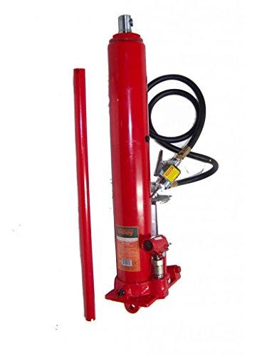 Hydraulic Cherry Air Picker Long Ram Bottle Jack Engine Hoist Auto Parts 8 Ton Capacity - House Deals