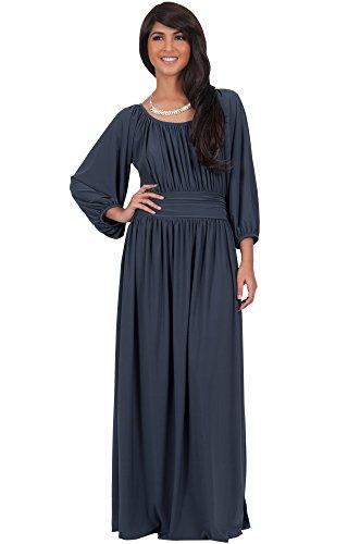Waist Matte Jersey Dress - 7
