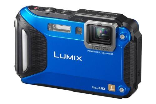 23 opinioni per Panasonic Lumix FT5 Fotocamera Digitale, Sensore CMOS, 17 Megapixel