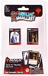 Worlds Smallest Magic The Gathering Duel Decks