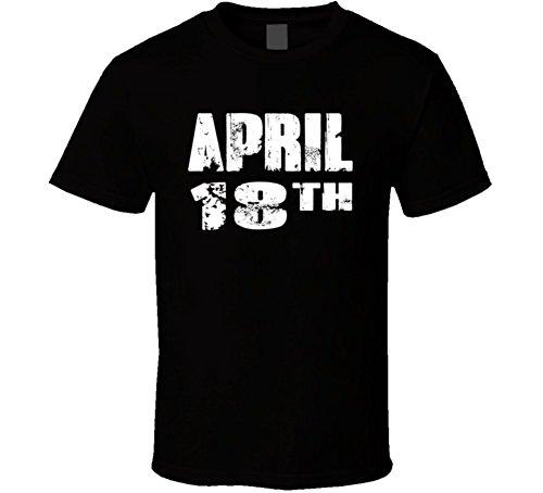 bb109cb6d302a MOM and POP TEE SHOP April 18th Jim Jefferies T Shirt 2XL Black