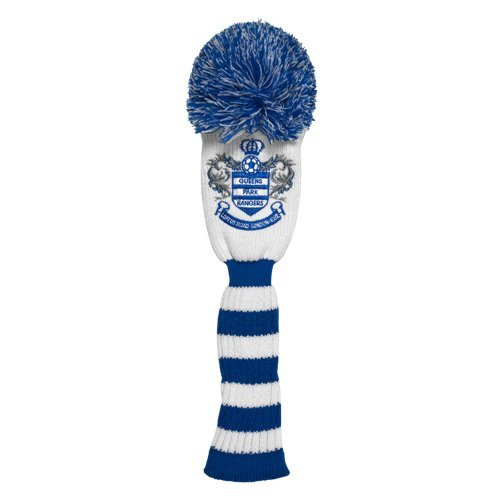 Queens Park Rangers QPR FC Official Product Golf POMPOM FAIRWAY Headcover by Queens Park Rangers F.C. by Queens Park Rangers F.C.