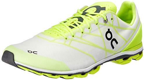 On Running Men s Cloudflash Speed Shoe Neon White