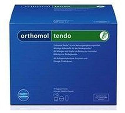 Tendo Granulado y Comprimidos 15 sobres de Orthomol: Amazon ...