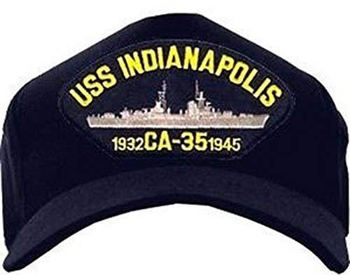Eagle Crest USS Indianapolis CA-35 1932-1945 Baseball - Hat Indianapolis