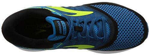 Homme Running Methylbluelimepopsicleblack Brooks de Chaussures 1d433 Revel Bleu TwAvAU6q