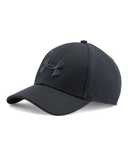 under-armour-mens-blitzing-ii-stretch-fit-cap-black-black-large-x-large