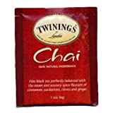 Twinings of London Chai Tea (Pack Of 100)