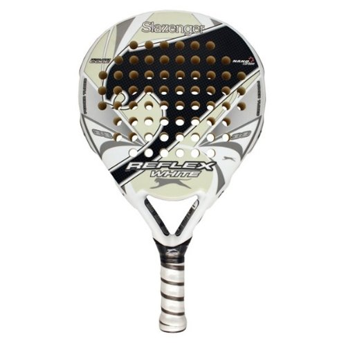 Amazon.com : Padel, Platform & Paddle Tennis Racquets. Slazenger Reflex White. Racket : Sports & Outdoors