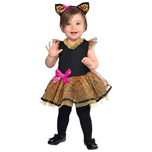 Cute Halloween Costumes For Baby Girls (Cutie Cat Infant Halloween Costume (12-24 months))