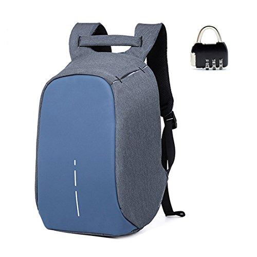 Anti-Cut Anti Theft Backpack, KeepSa Water Resistant 15.6...