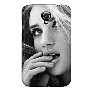 BKuhsje5948yGZDW Case Cover Rosie Huntington Whiteley Galaxy S4 Protective Case