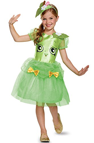 c Shopkins The Licensing Shop Costume, Small/4-6X (Apple Blossom)
