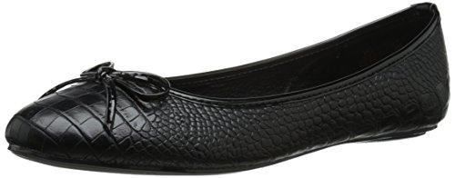Chaussures Désirées Femmes Ficus Ballet Plat Noir