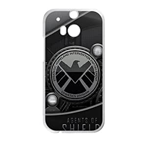 Agents of Shield Cell Phone Case for HTC One M8