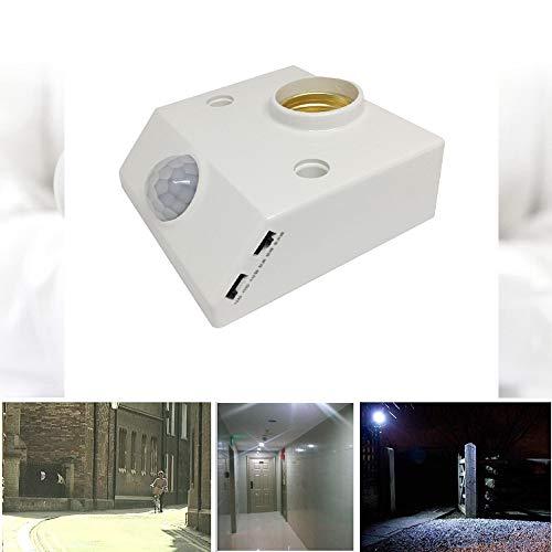 e27 infrared motion sensor automatic