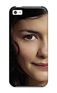 Audrey Tautou Case Compatible With Iphone 5c/ Hot Protection Case