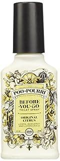 Poo-Pourri Before-You-Go Toilet Spray 4-Ounce Bottle, Original Citrus Scent (B0014DPC2S) | Amazon Products