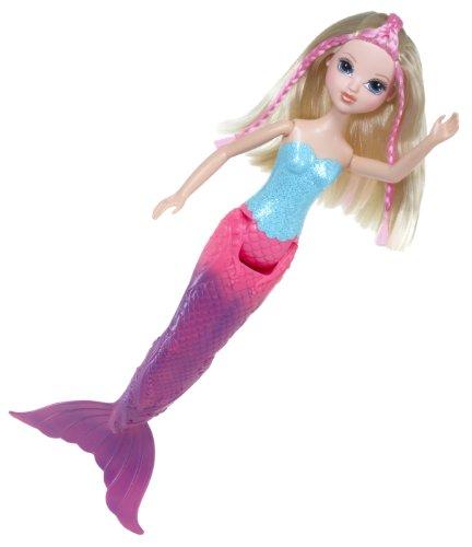 Girlz Magic Moxie Mga (Moxie Girlz Magic Swim Mermaid  Avery Doll)