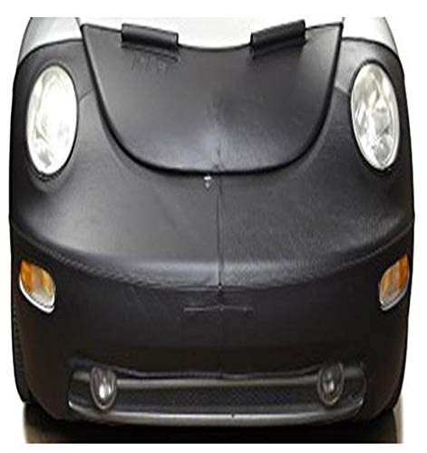 LeBra 551412-01 Each LeBra is specifically designed to your exact vehicle model. If your model has fog lights special air-intakes or even pop-up headlights there is a LeBra for you. Front End Bra LeBra Custom Front End Cover