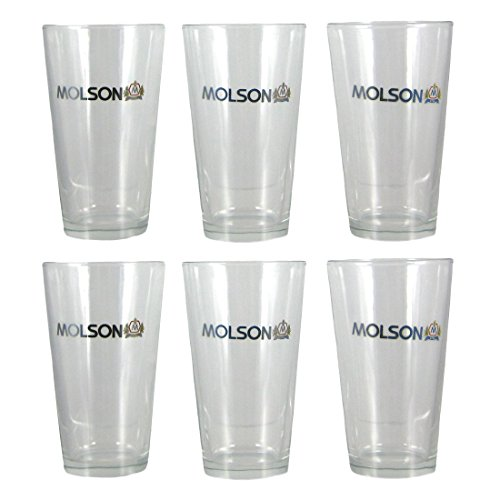 set-of-6-molson-16oz-pint-beer-glass