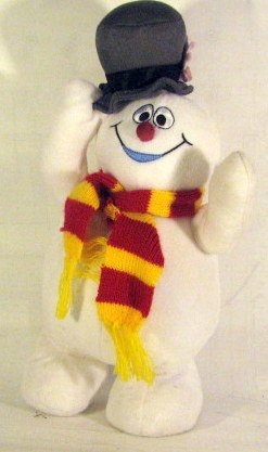 Dancing Snowman (Hallmark Plush Singing & Dancing Frosty the Snowman)