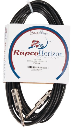 Rapcohorizon Speaker Cable - Horizon Z16-20 20 Ft. Speaker Cable