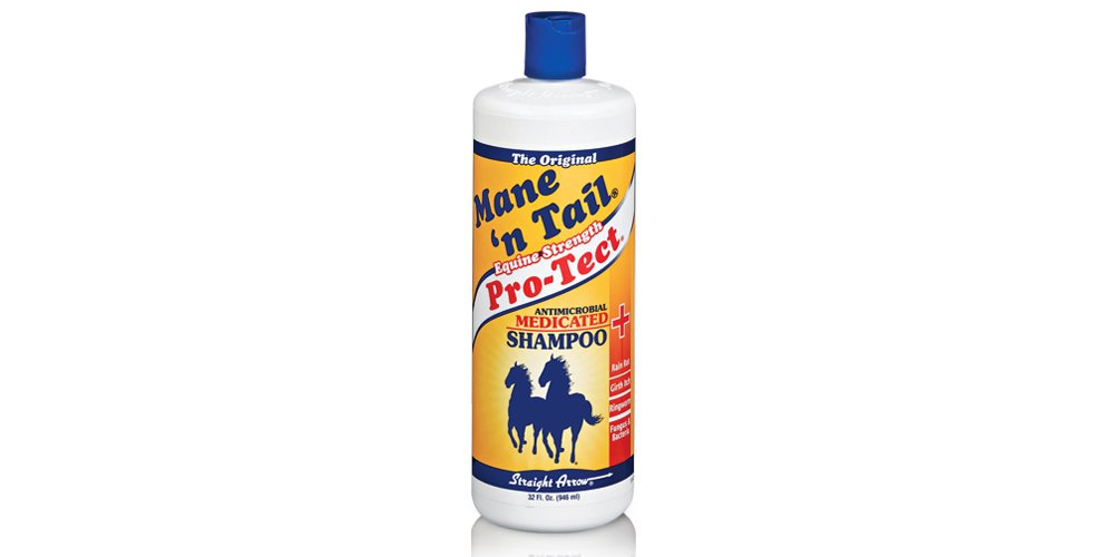 Mane 'n Tail Pro-Tect VETERINARY STRENGTH MEDICATED Shampoo 32 Ounce