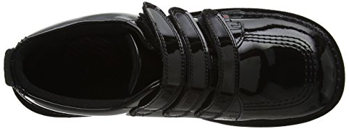 Kickers Mädchen Kick Shi-Knee Stiefel Schwarz (Black)