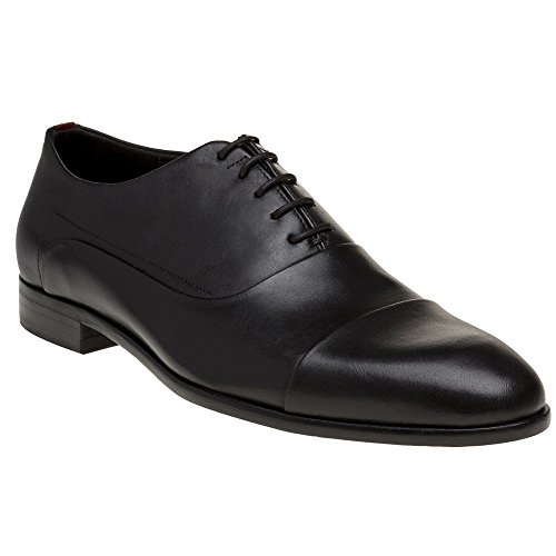 Hugo Appeal Oxford Mens Shoes Black