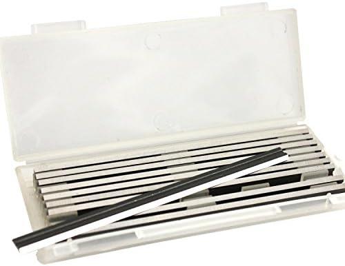 10 stuks HSS draaimessenschaafmessen voor elektrische schaafschaaf Budget BEH 6005BEH6005