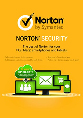 Norton Security (For 5 Devices) for Students [Online Code] by Symantec