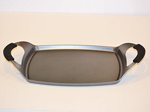 15' Steel Plancha Griddle