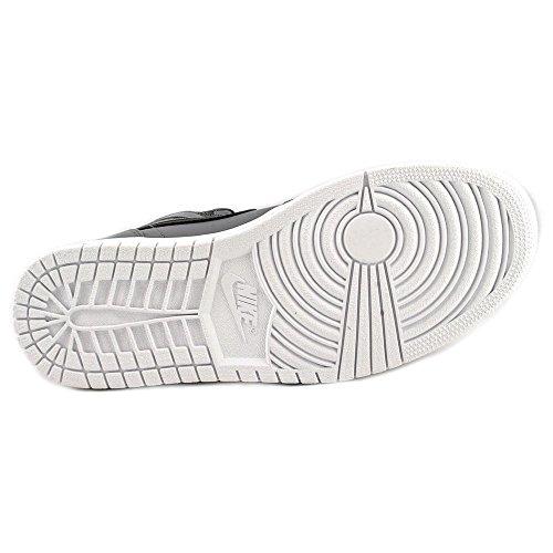 Jordan Mens Air 1 Retro High Cool Grigio / Nero / Bianco / Bianco 332550-014 9 M Us