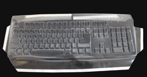 Viziflex Biosafe Anti Microbial Keyboard Cover for Logite...