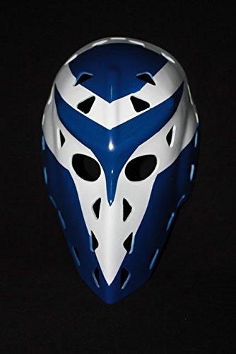 1:1 Custom Vintage Fiberglass Roller Ice Hockey Goalie Mask Helmet Jiri Cira HO12