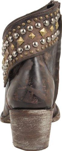 Minibelinda Western Brown Boot Gringo Old Women's qaggw