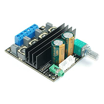 AOSHIKE 100Wx2 TPA3116D2 Audio Amplifier Board Amplificador High Power HIFI Digital 2.0 Dual Channel Amplifier Board