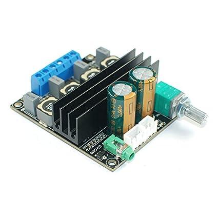 AOSHIKE 100Wx2 TPA3116D2 Audio Amplifier Board Amplificador High Power HIFI Digital 2.0 Dual Channel Amplifier Board