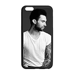 iPhone 6 Plus Case, [Maroon5] iPhone 6 Plus (5.5) Case Custom Durable Case Cover for iPhone6 TPU case(Laser Technology)